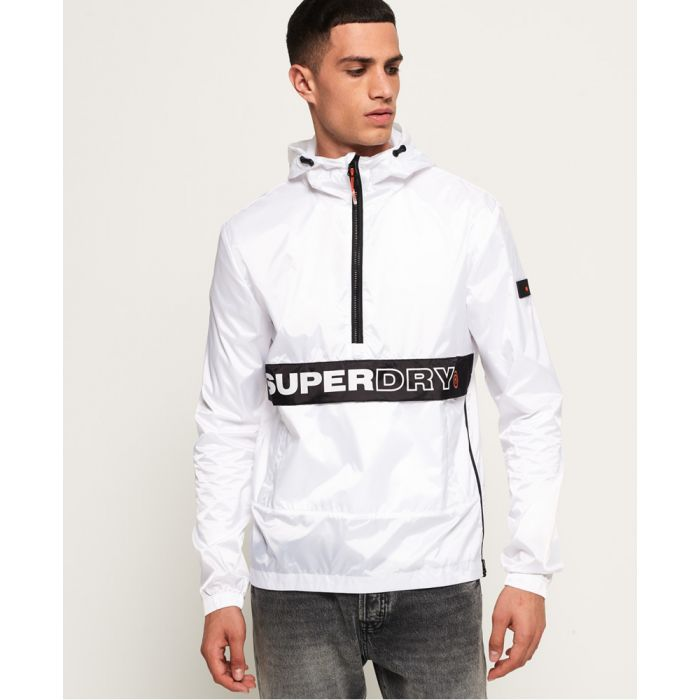 Image for Superdry Core Skate Packaway Overhead Jacket