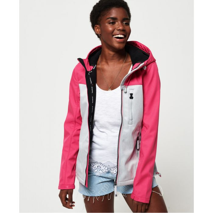 Image for Superdry Hooded Retro SD- Windtrekker Jacket