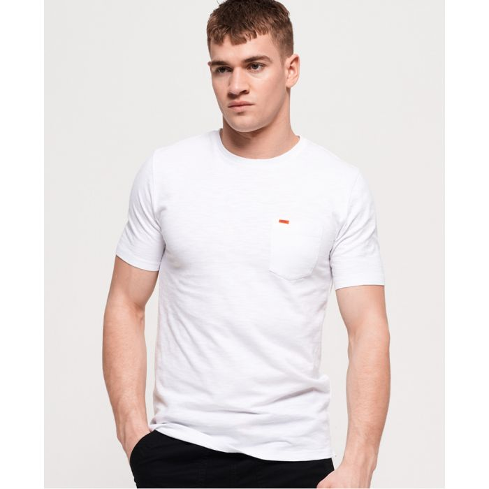 Image for Superdry Dry Originals Short Sleeve Pocket T-Shirt