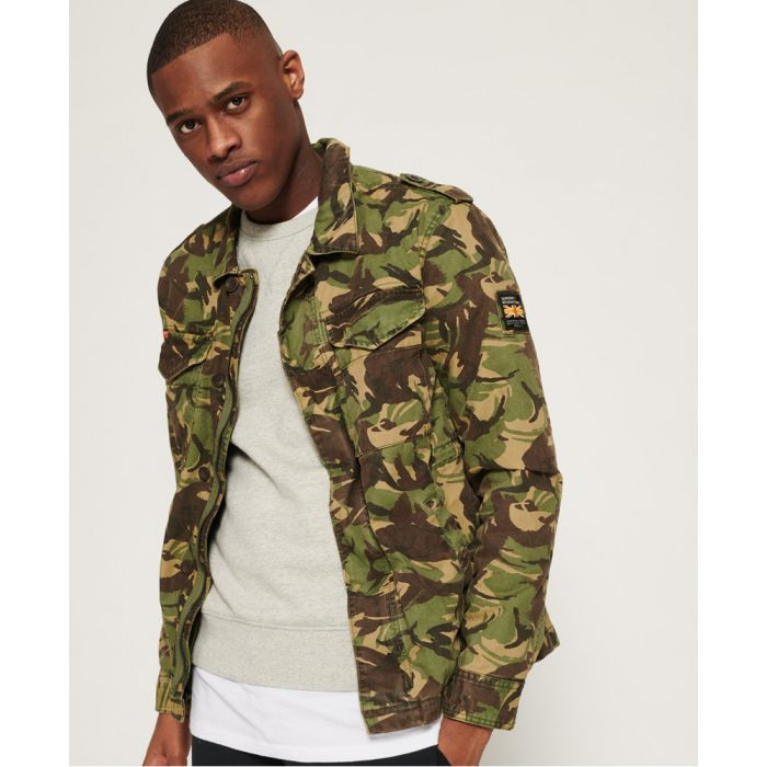 Image for Superdry Rookie Deck Jacket