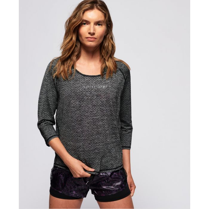 Image for Superdry Superdry Sports Slouch Top