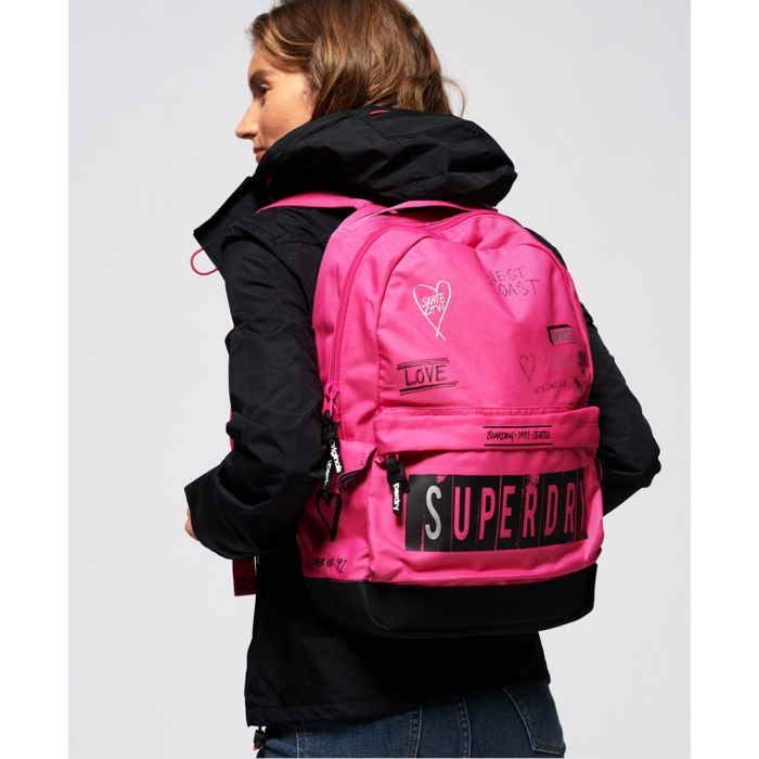 Image for Superdry Print Edition Montana Rucksack
