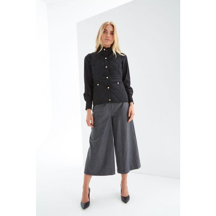 Image for Womens black waterproof vest
