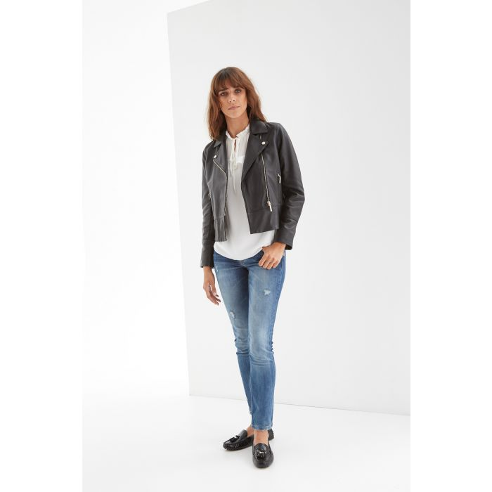 Image for Womens biker jacket