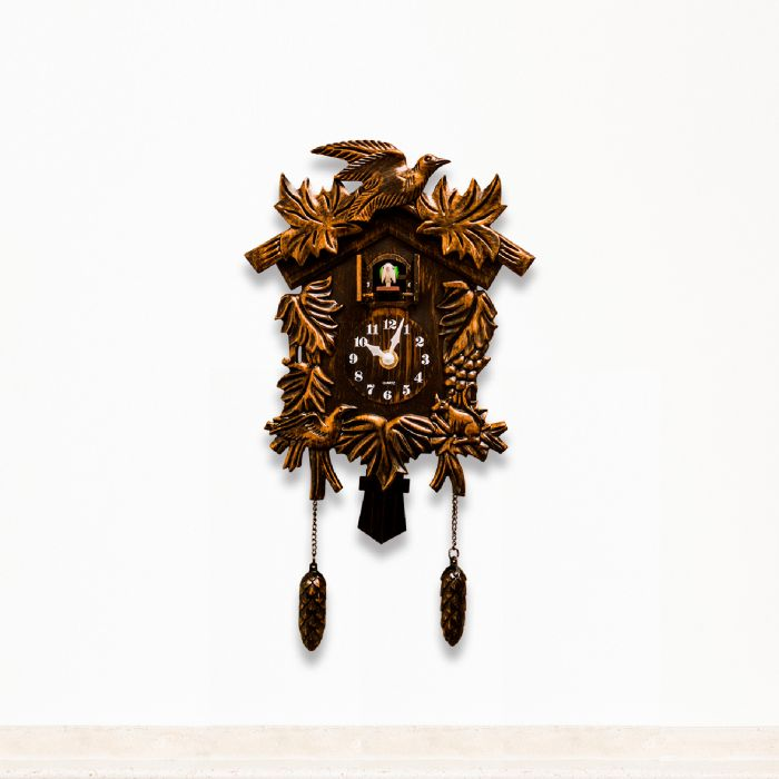 Image for Vintage Looking Cuckoo Clock
