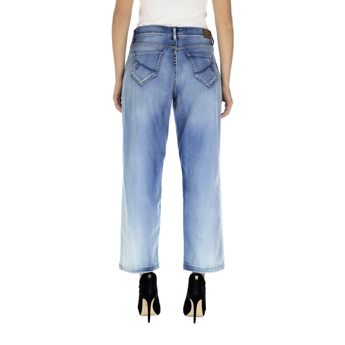 Emporio Armani 5 Pockets Pants