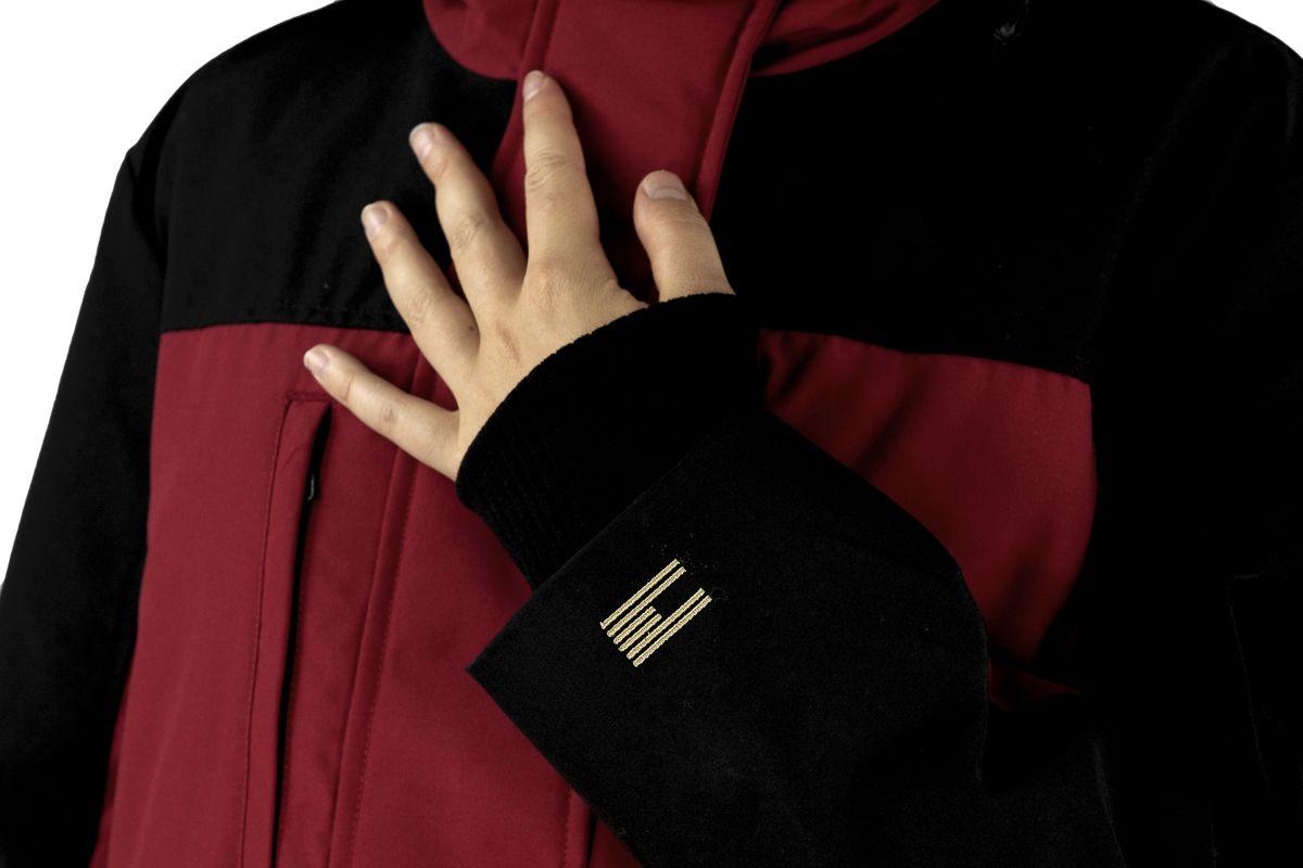Tommy Hilfiger Women's Jacket Icon Colorblock Park