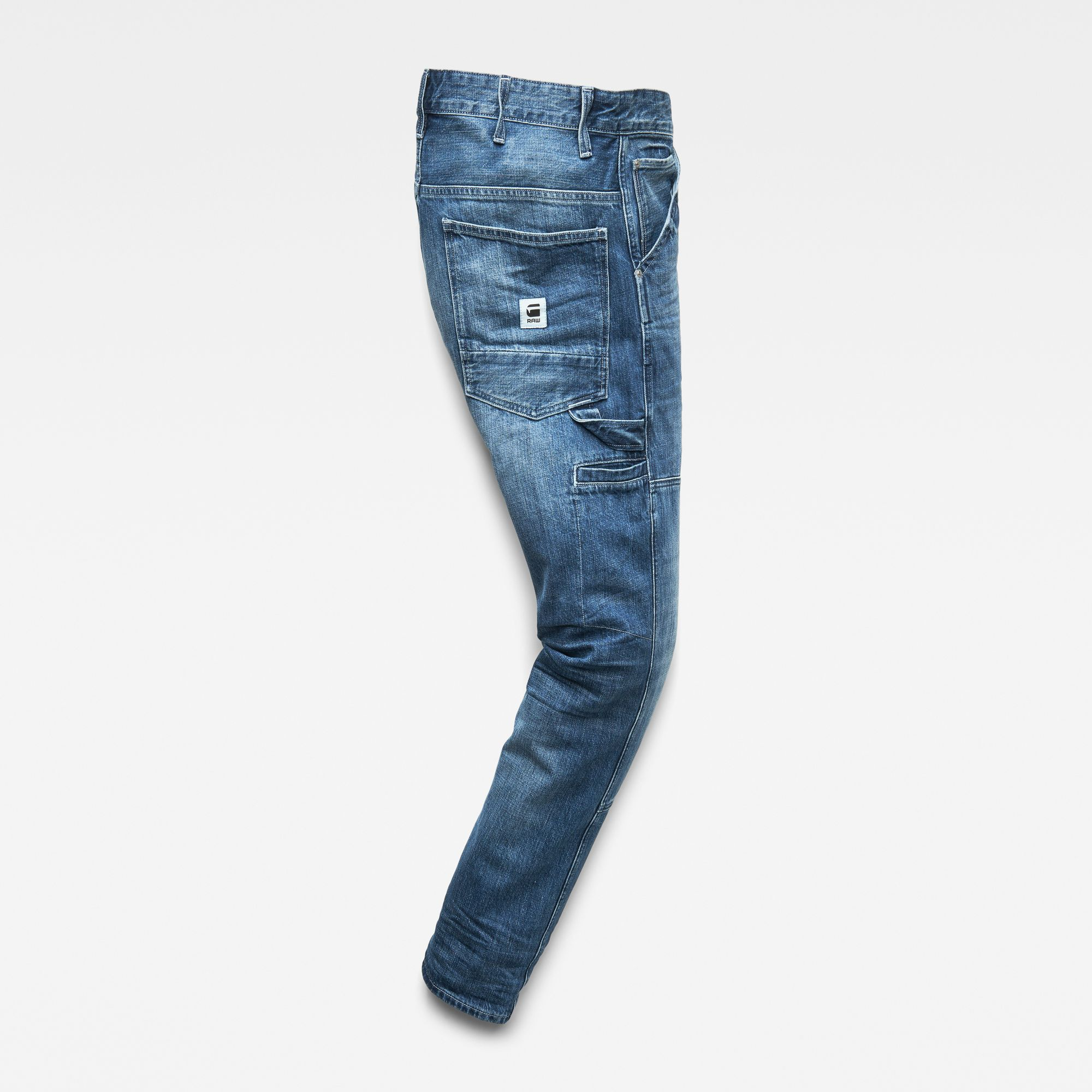G-Star RAW Faeroes Straight Tapered Jeans