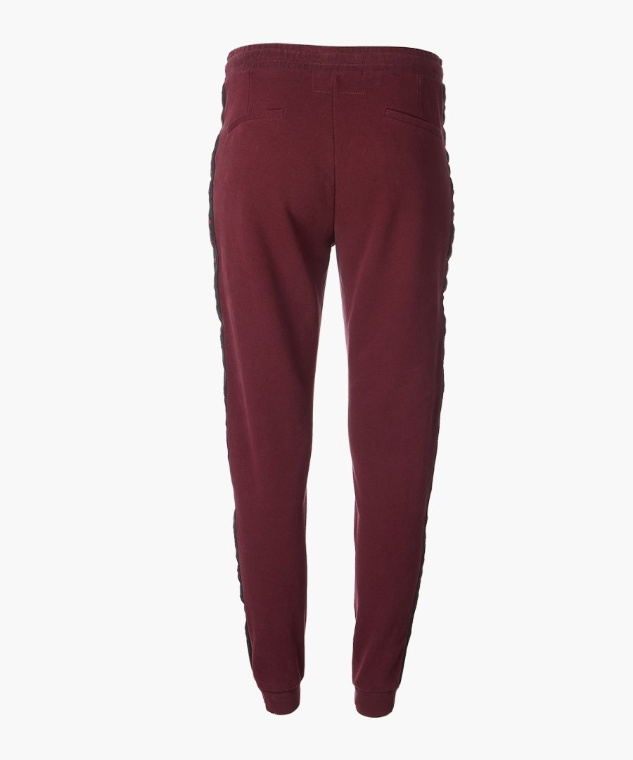 Port cotton blend joggers