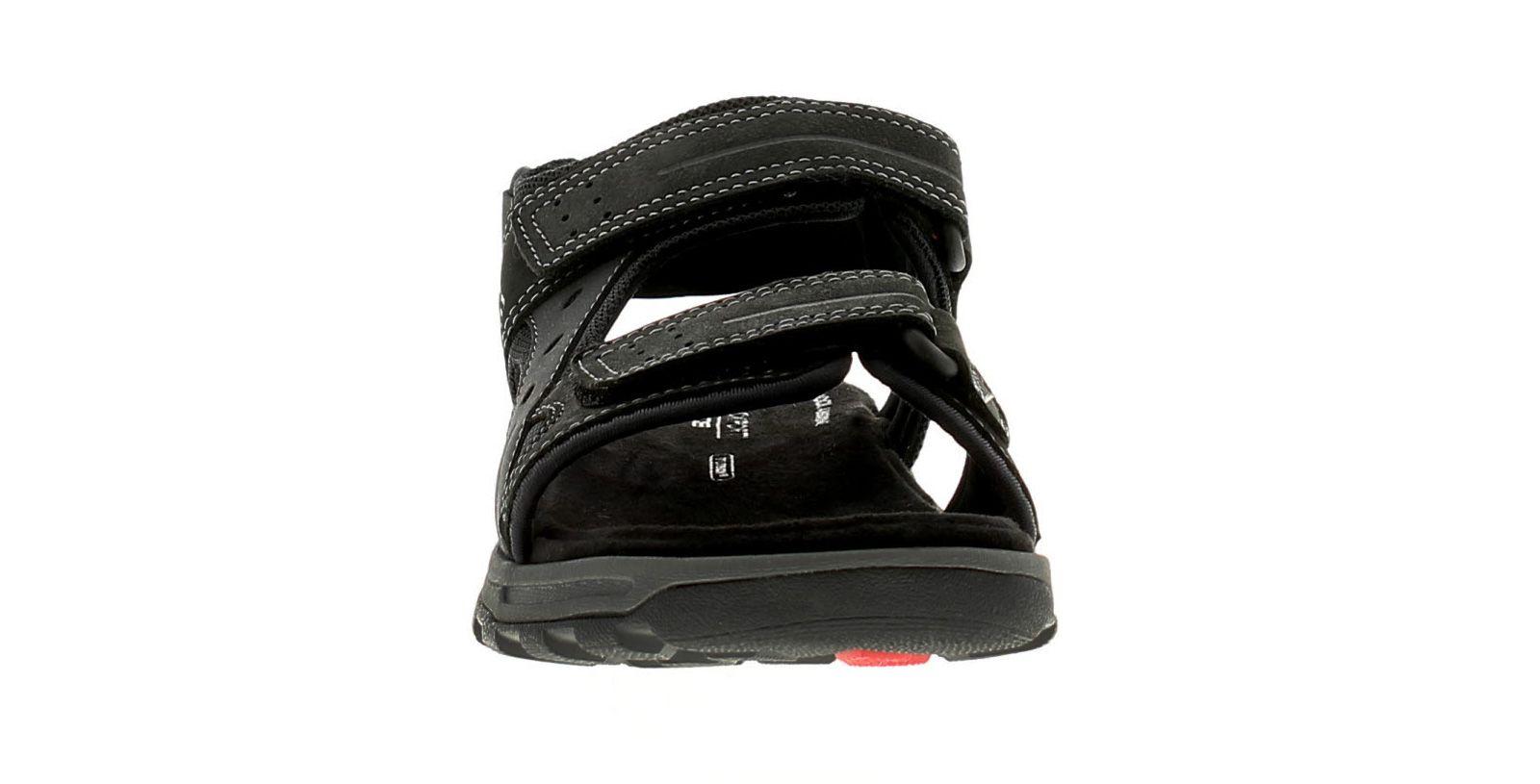 Rockport Trail Technique Mens Casual Beach Sandals Black