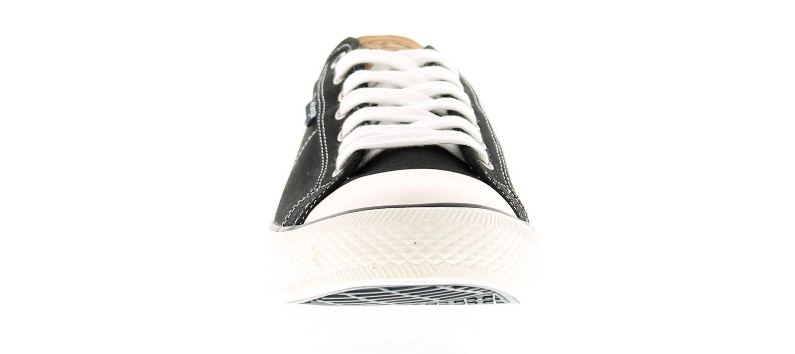 Wrangler ray pocket Mens Canvas Shoes black
