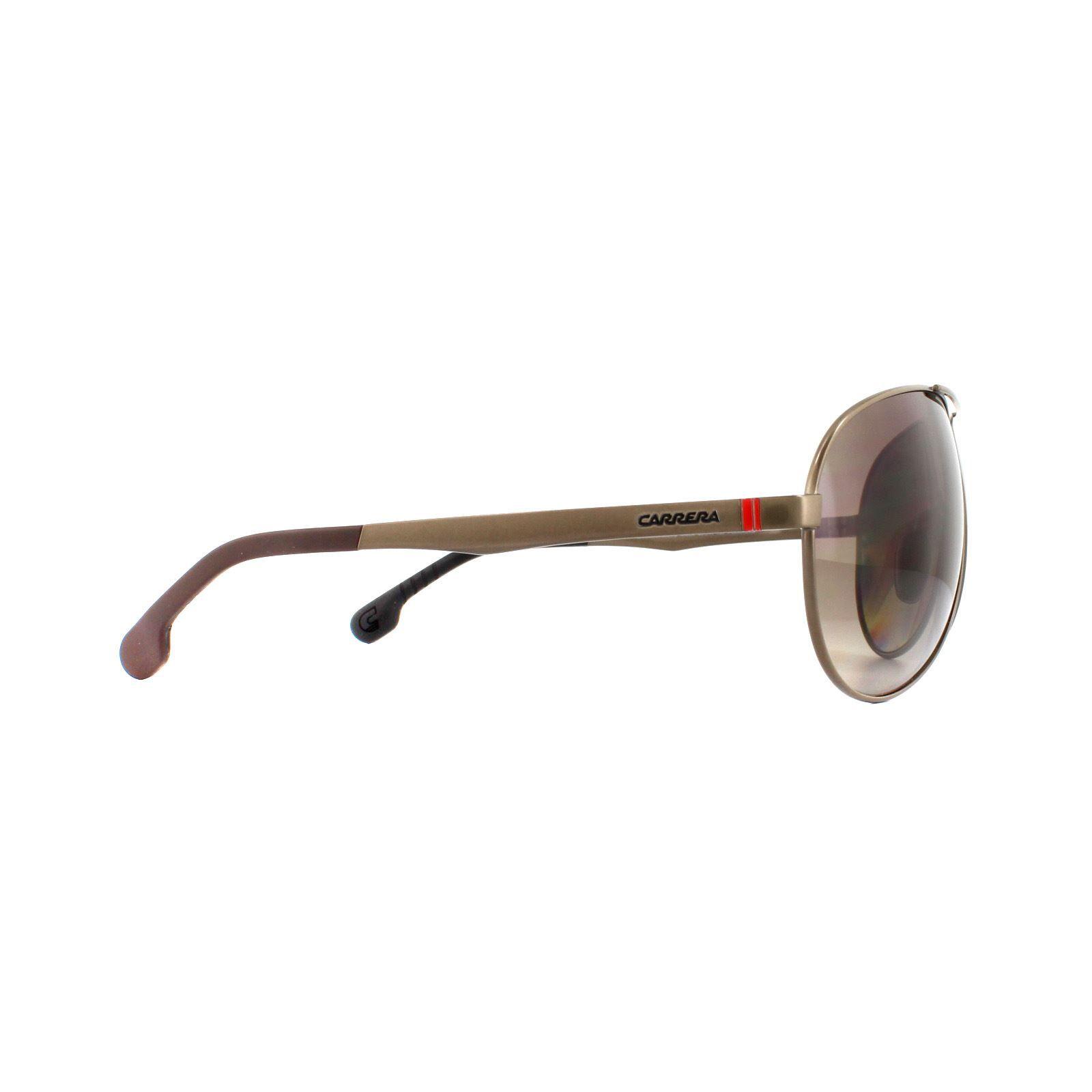 Carrera Sunglasses Carrera 8023 4IN LA Matt Brown Brown Gradient Polarized