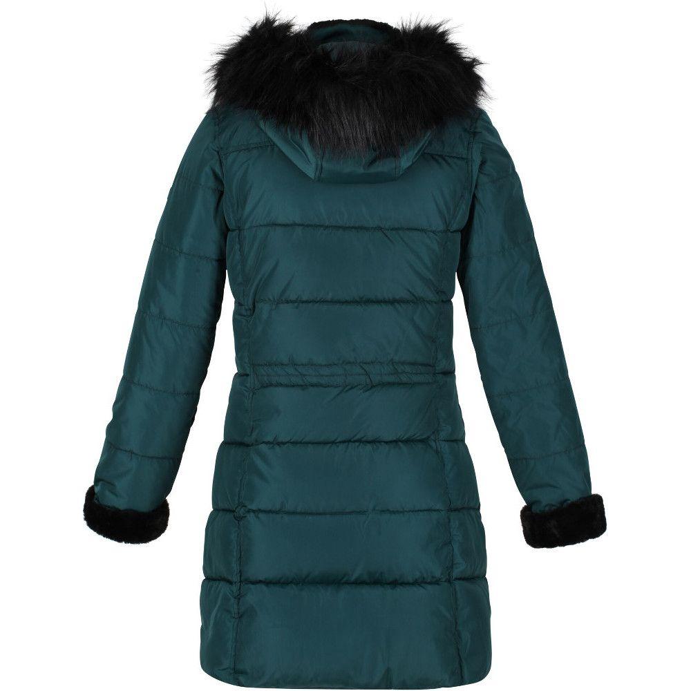 Regatta Womens Della Water Repellent Insulated Coat
