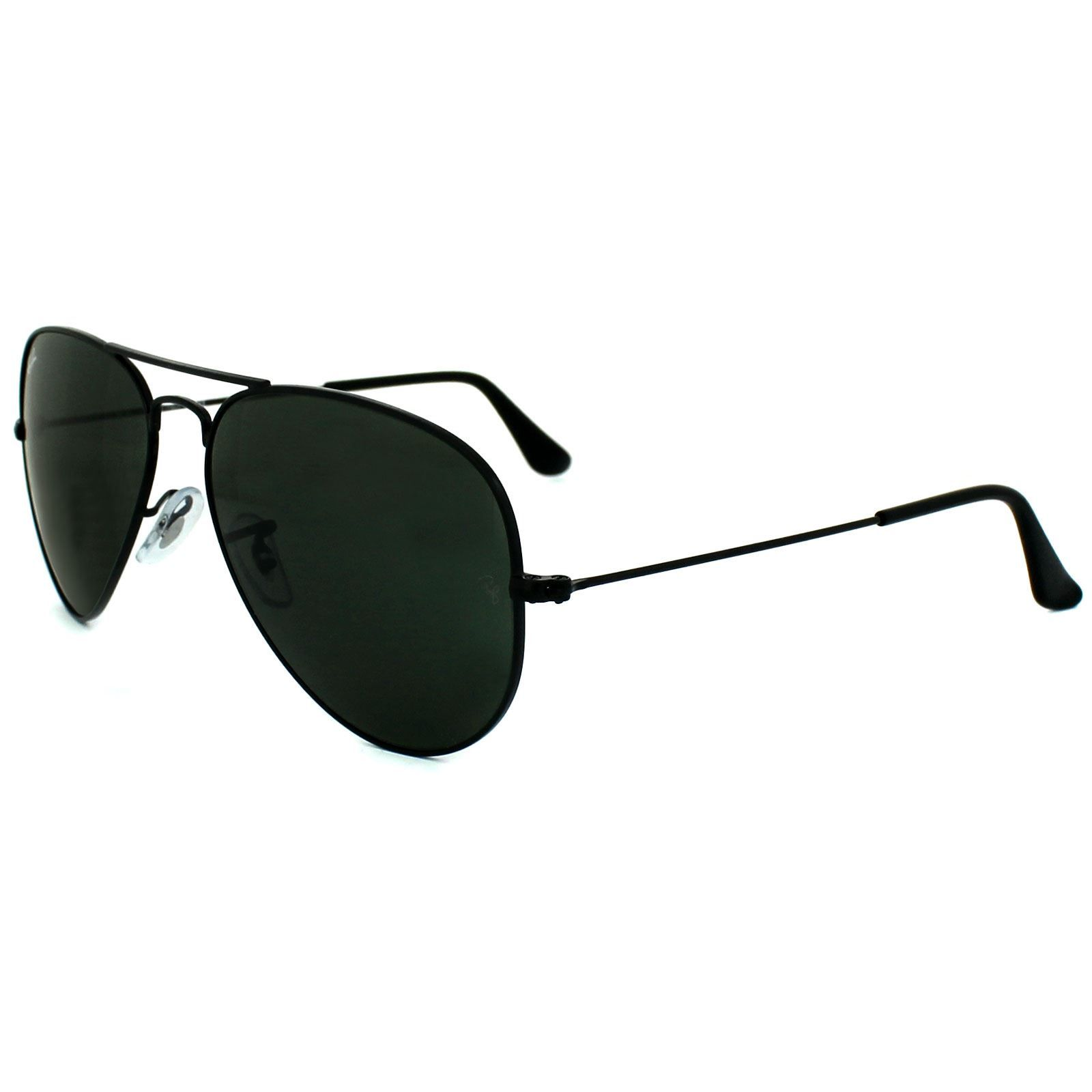 Ray-Ban Sunglasses Aviator 3025 L2823 Black Green