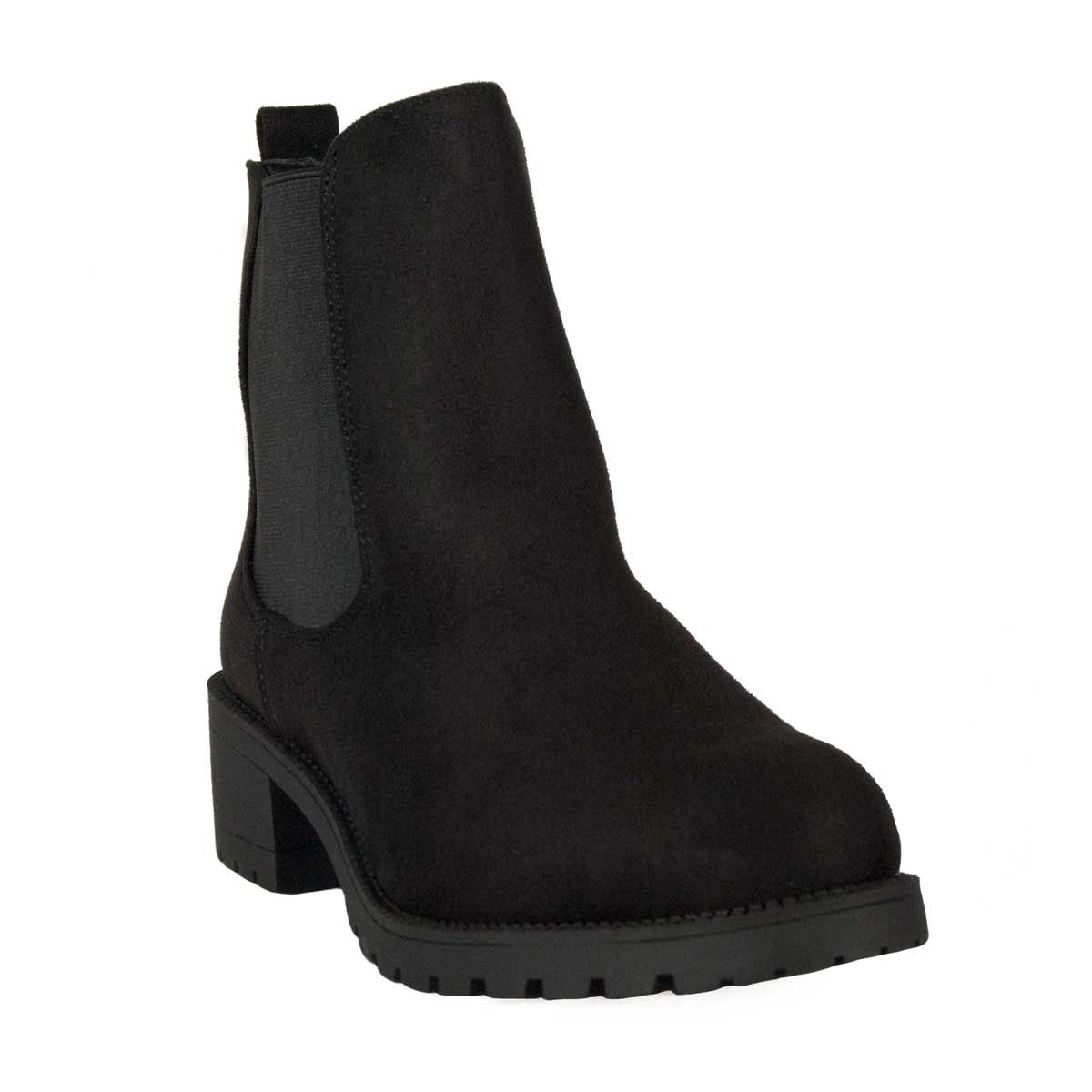 Montevita Chelsea Boot in Black