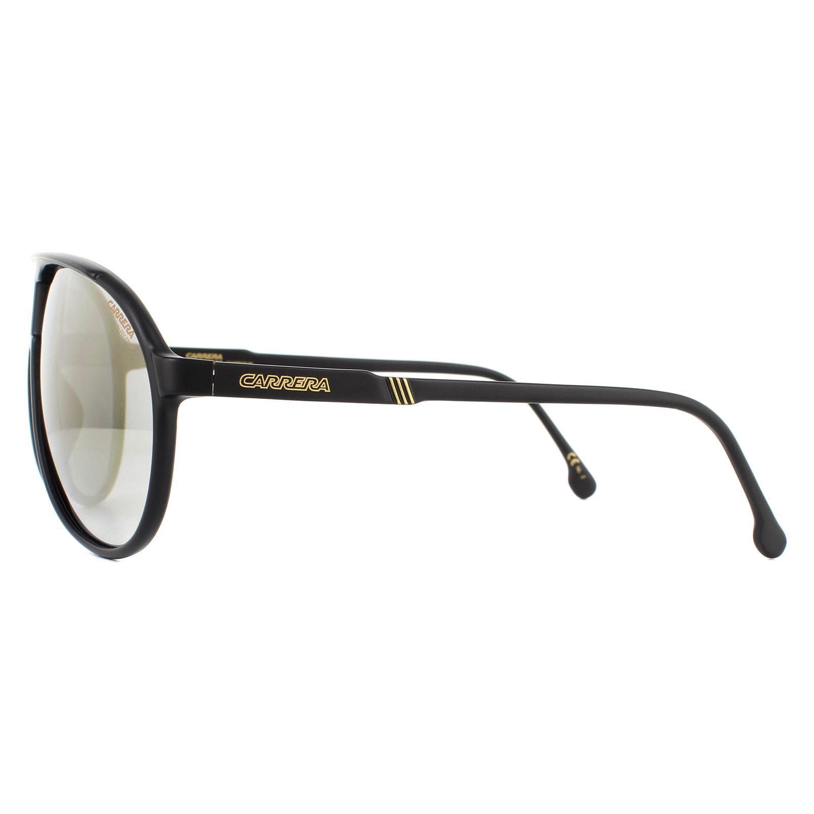 Carrera Sunglasses Champion 65 LHF/9O Burgundy Dark Grey Gradient