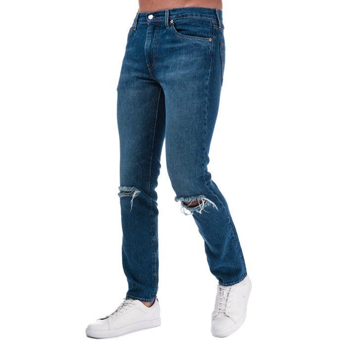 Men's Levis 511 Slim Jeans in Denim