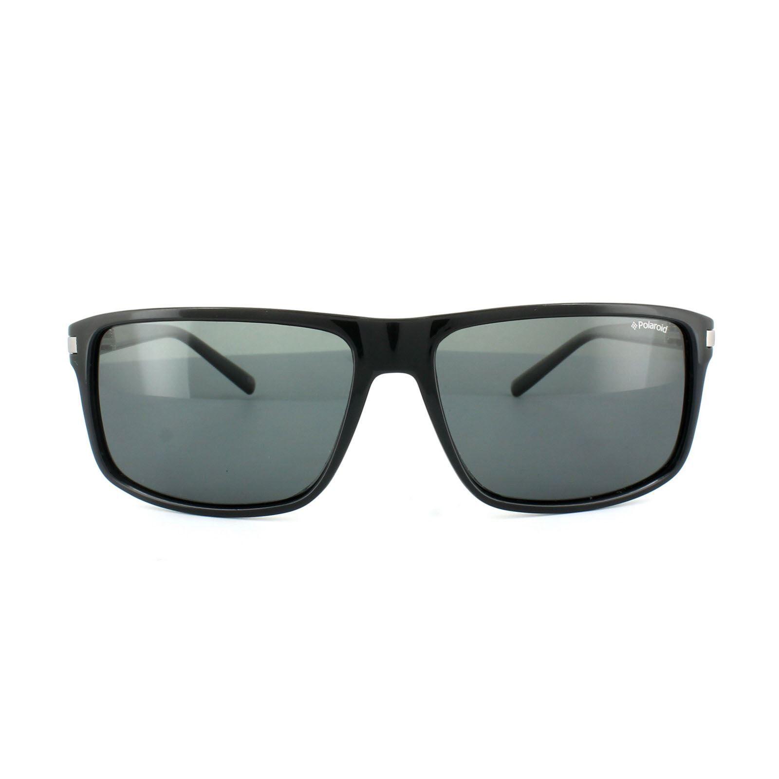 Polaroid Sunglasses 2019/S D28 Y2 Black Grey Polarized
