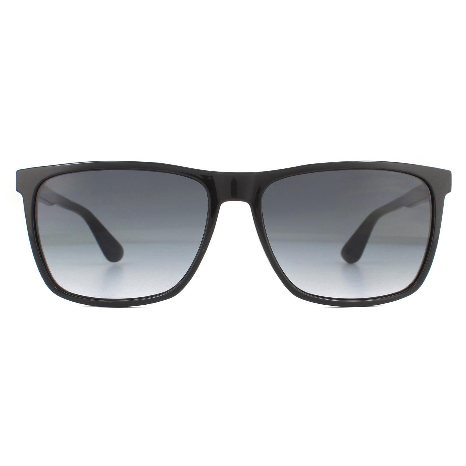 Tommy Hilfiger Sunglasses TH 1547/S 807 9O Black Dark Grey Gradient