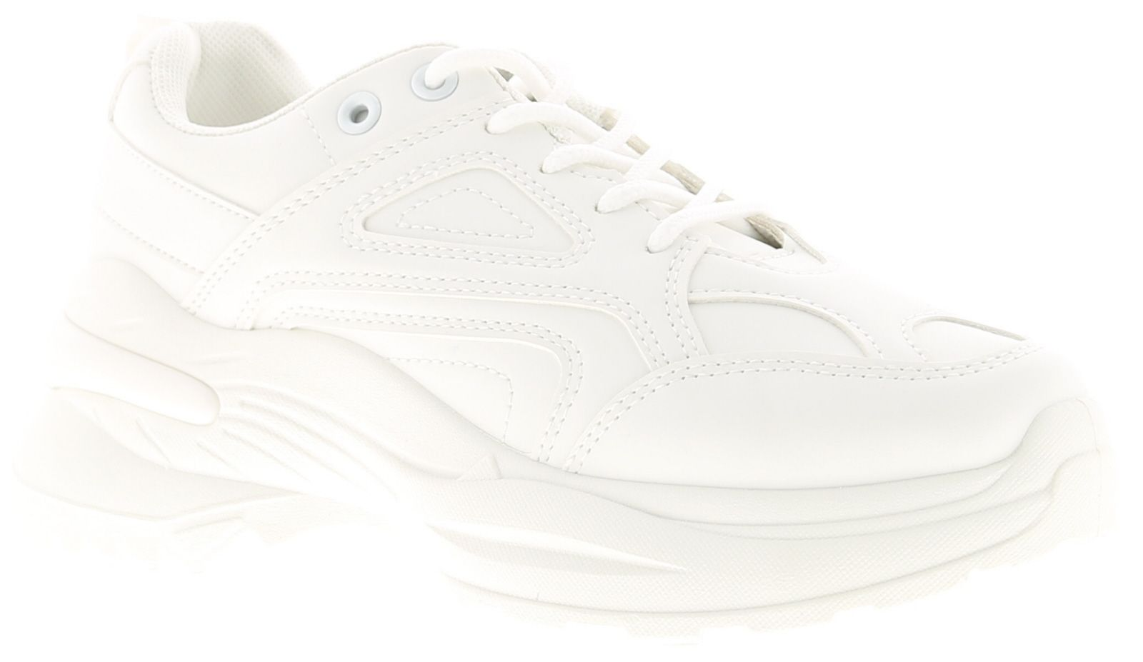 Wynsors Chime Womens Trainers White