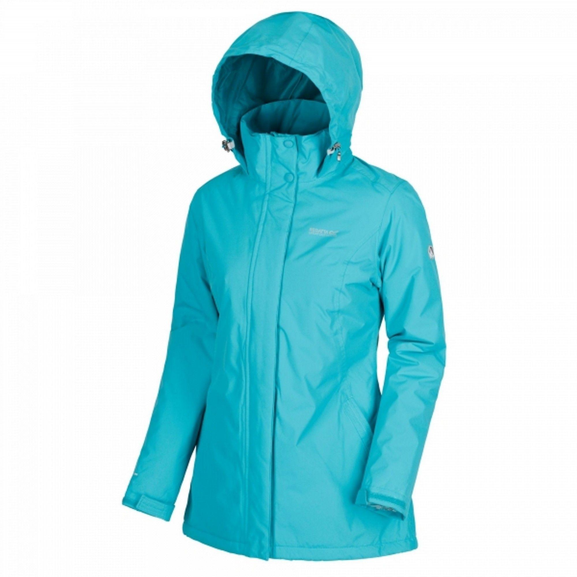 Regatta Womens/Ladies Blanchet II Jacket (Atlantis)