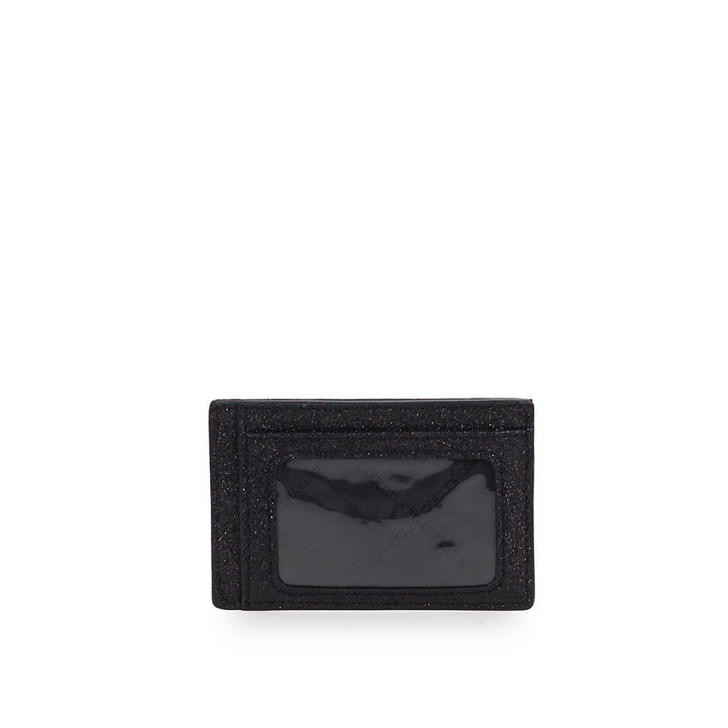 MICHAEL KORS WOMEN'S 34H0ST9D1K001 BLACK LEATHER CARD HOLDER
