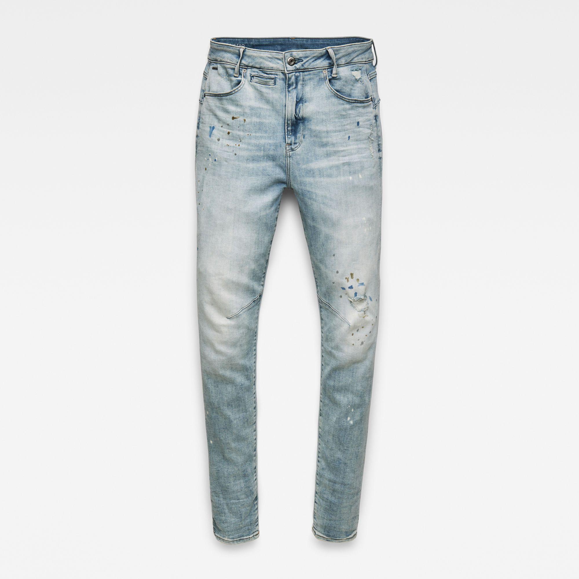G-Star RAW D-Staq Mid Boyfriend Slim Jeans