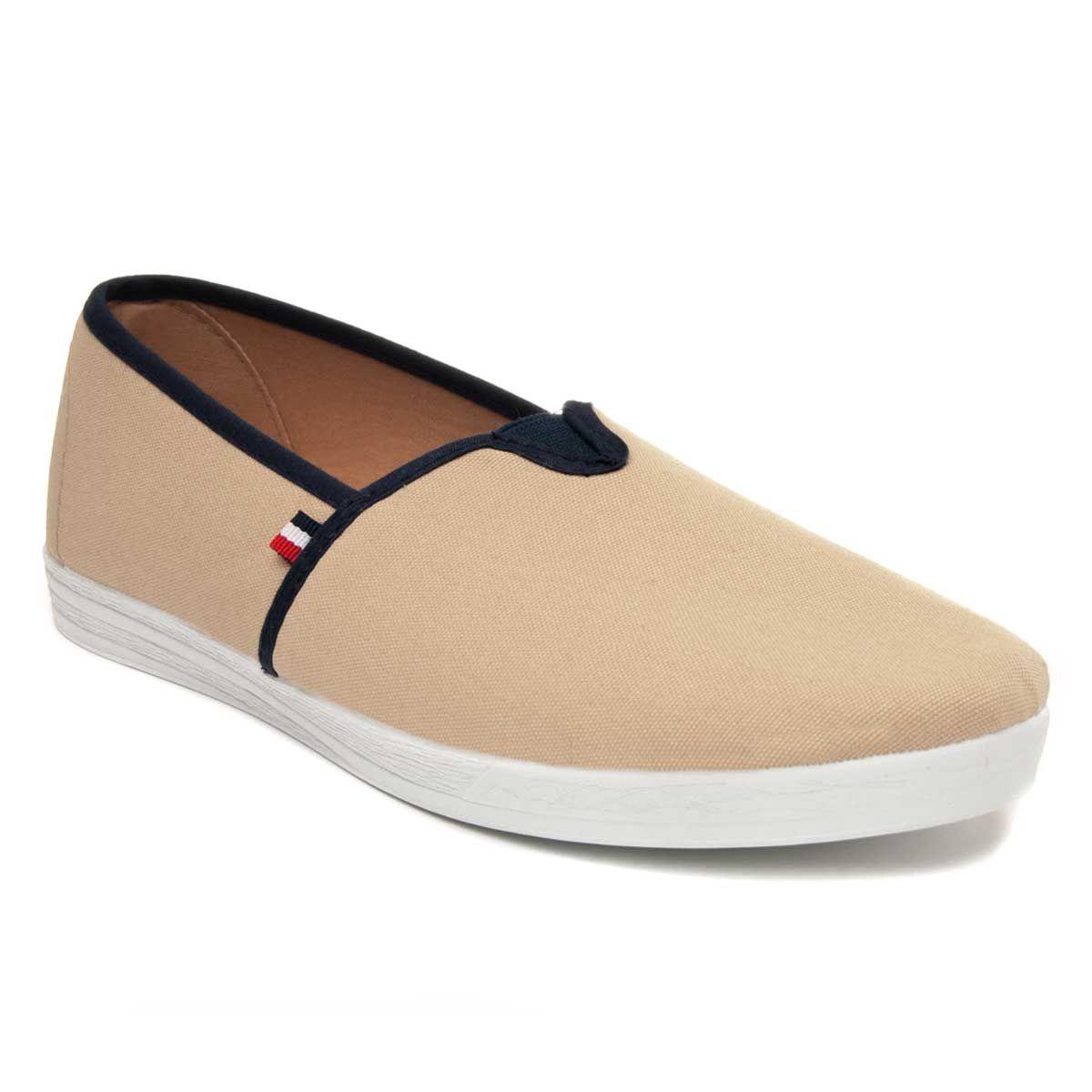 Montevita Comfortable Slipper in Beige