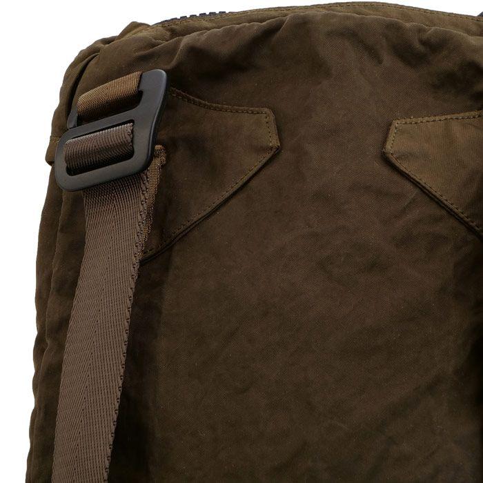 C.P. Company Lens Shoulder Bag in Green