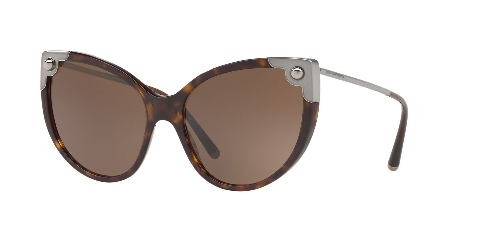 DG 4337 Cats Eye Sunglasses