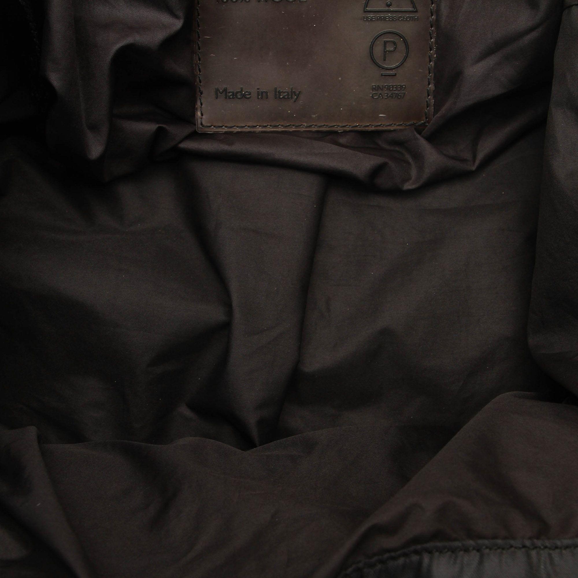 Vintage Prada Sports Nylon Travel Bag Black