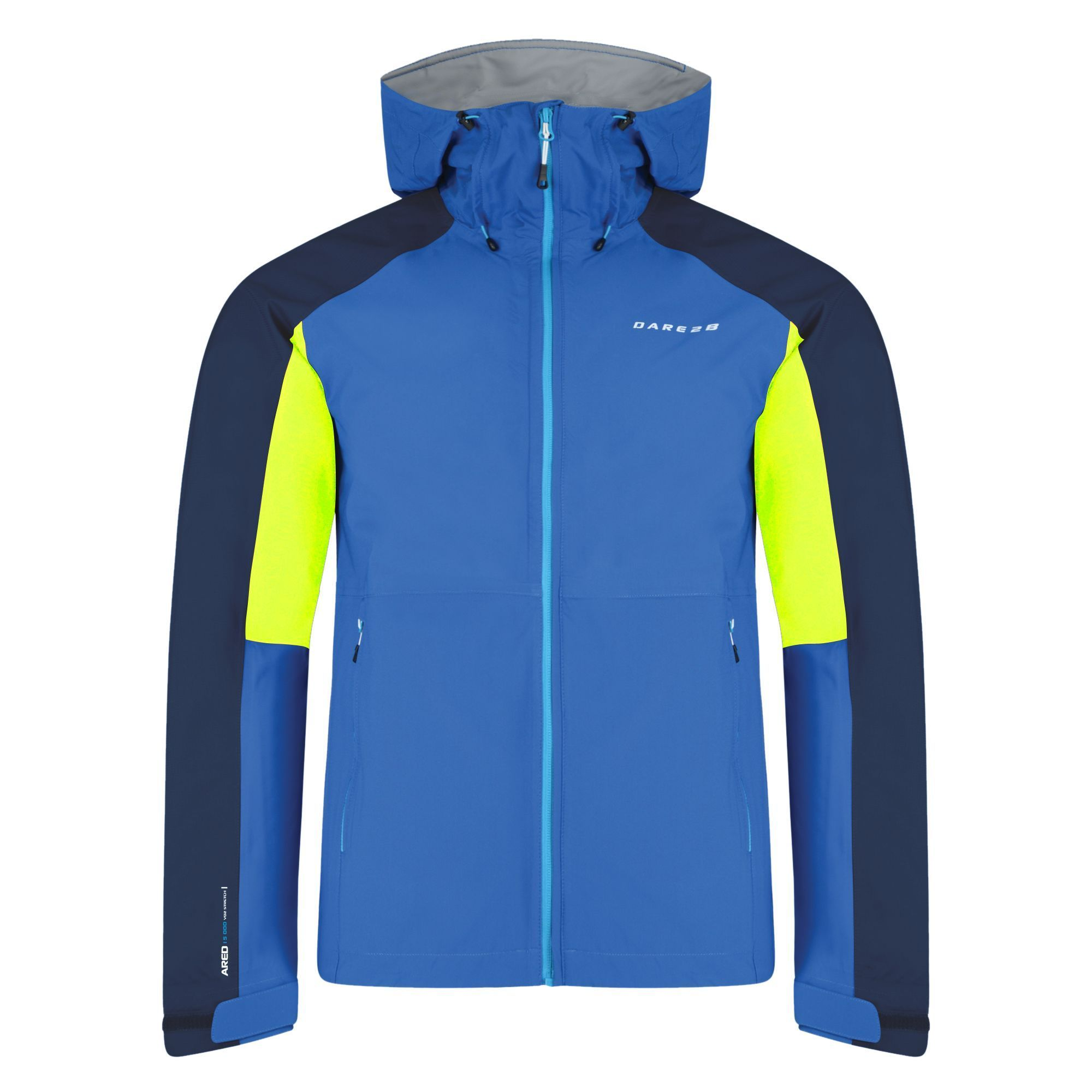 Dare2B Mens Excluse II Jacket (National/Admiral Blue)