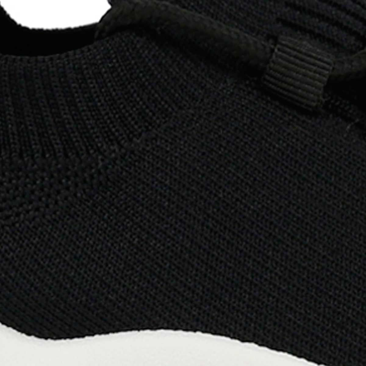 Montevita Sporty Sneaker in Black
