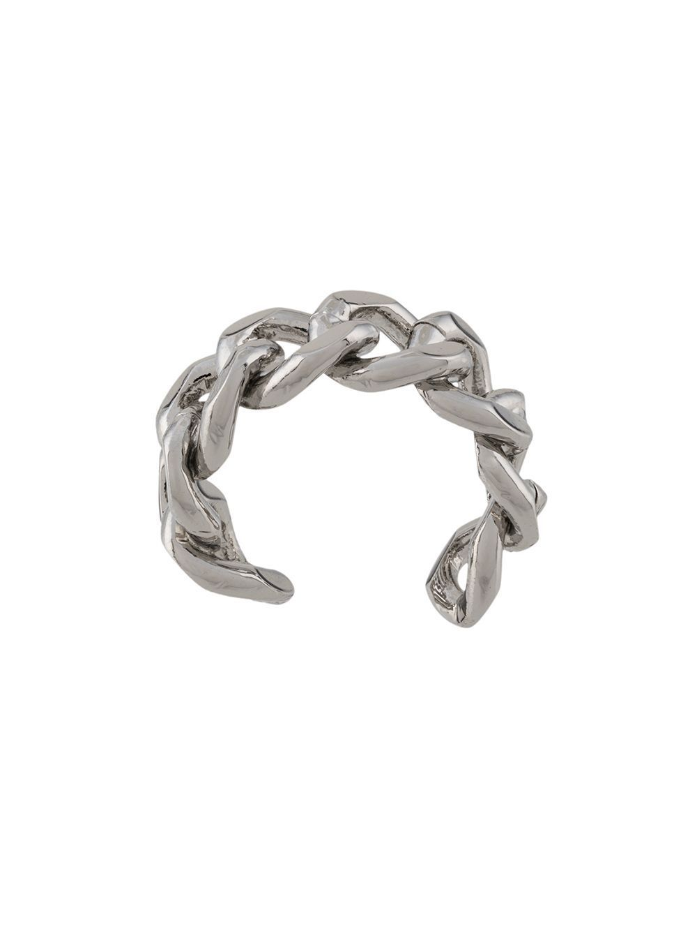 FEDERICA TOSI WOMEN'S FT0110RINGCHAINSILVER SILVER METAL RING