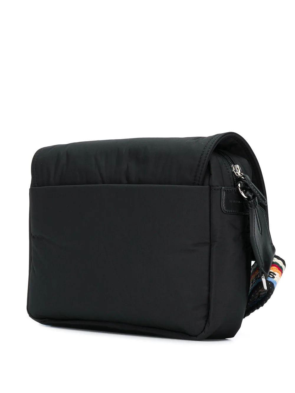 STELLA MCCARTNEY WOMEN'S 594250W85801000 BLACK SYNTHETIC FIBERS SHOULDER BAG