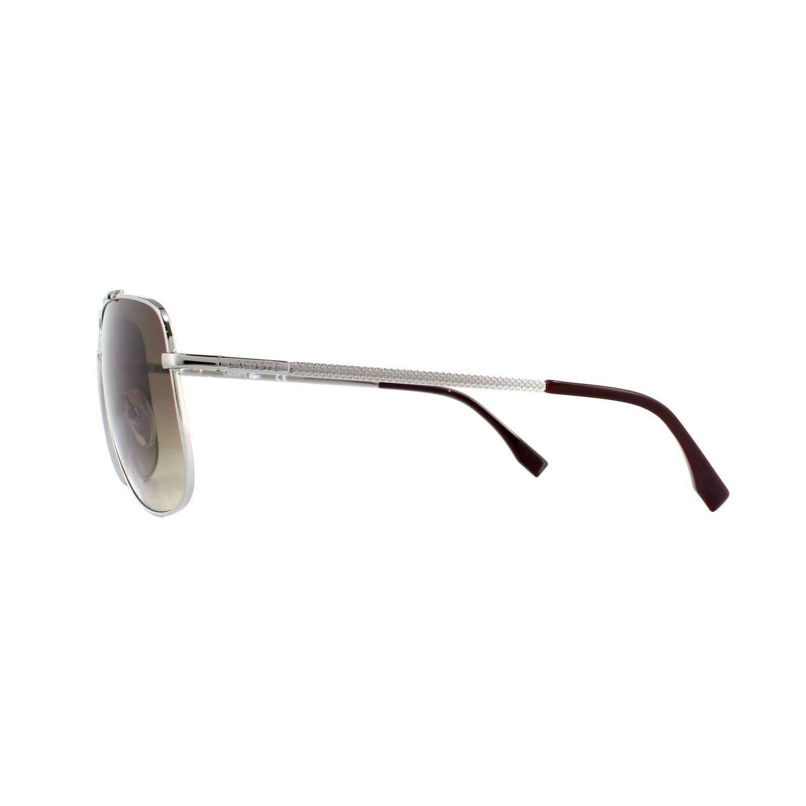 Lacoste Sunglasses L188S 035 Light Gunmetal Grey