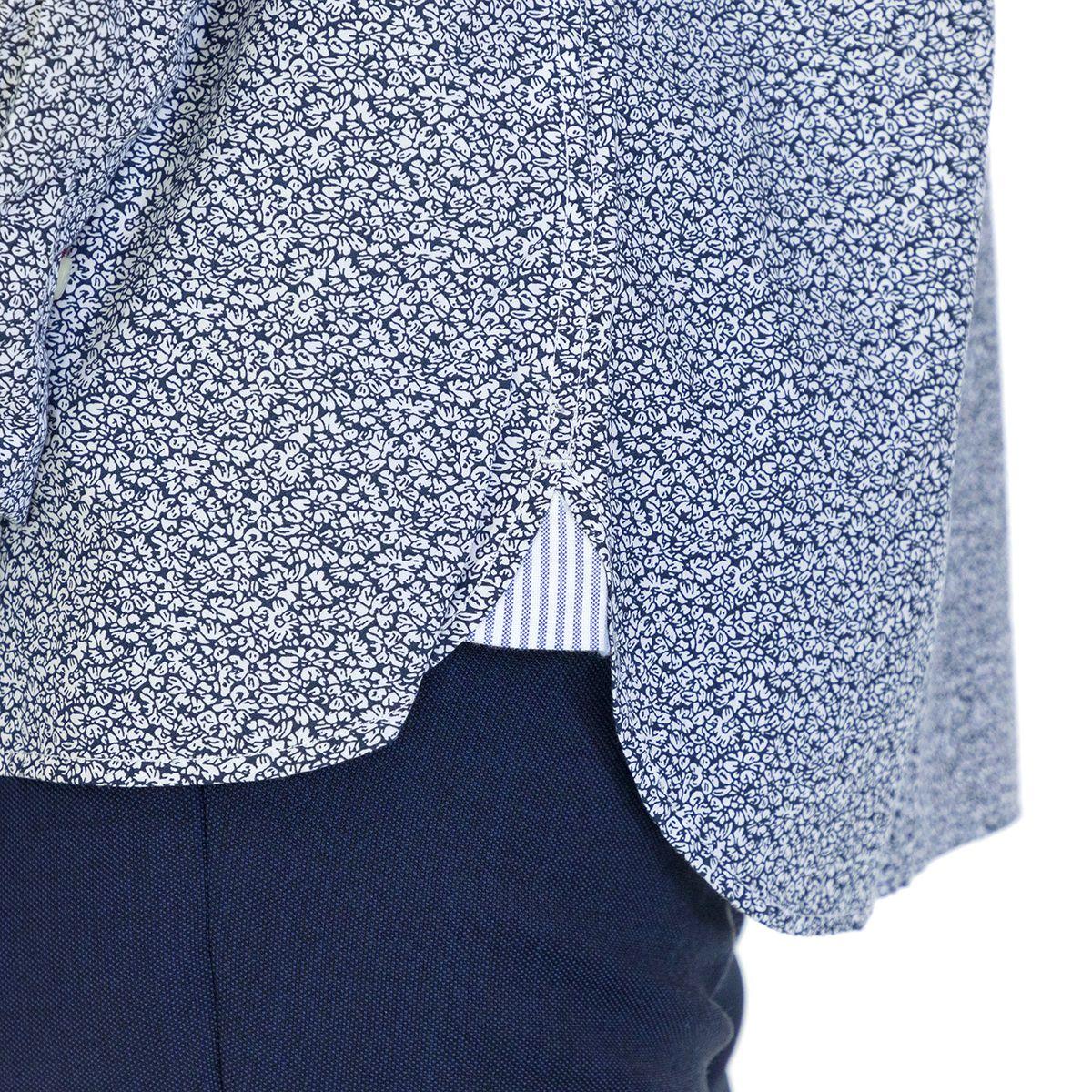 Tommy Hilfiger Men Shirt Floral Regular fit  Full sleeve Multicolor