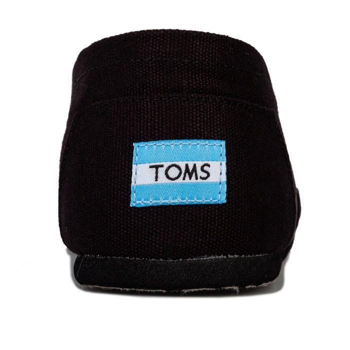 Men's Toms Classics Pumps in Black