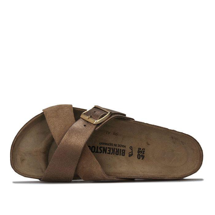 Women's Birkenstock Siena Exquisite Sandals in Khaki