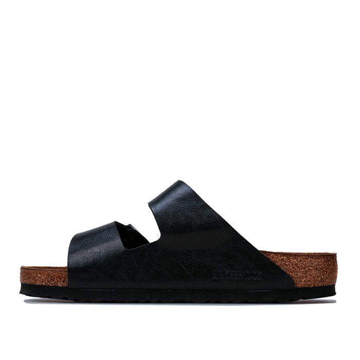 Women's Birkenstock Arizona Sandals Regular Width in Black
