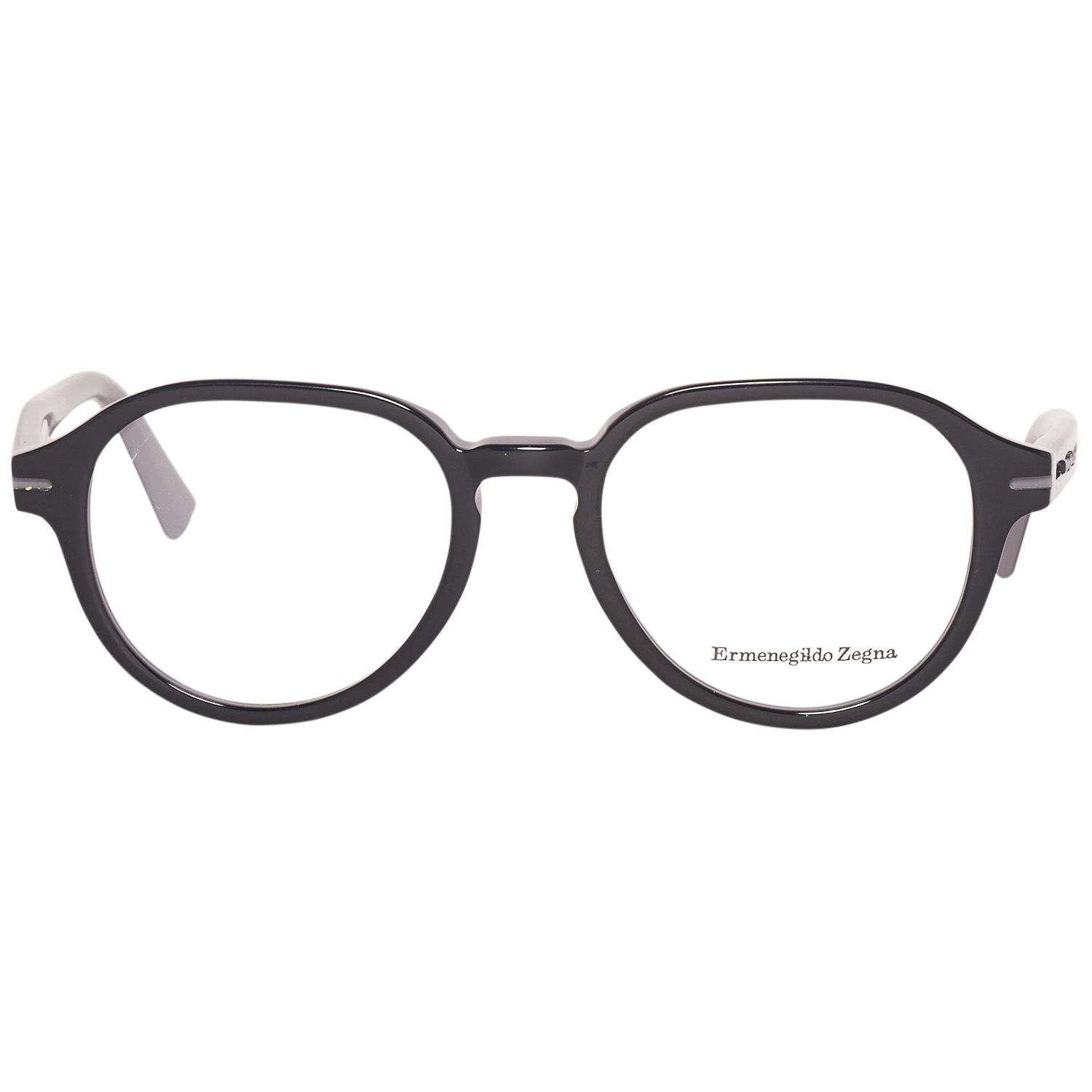 Ermenegildo Zegna Optical Frame EZ5043 005 49 Men Black