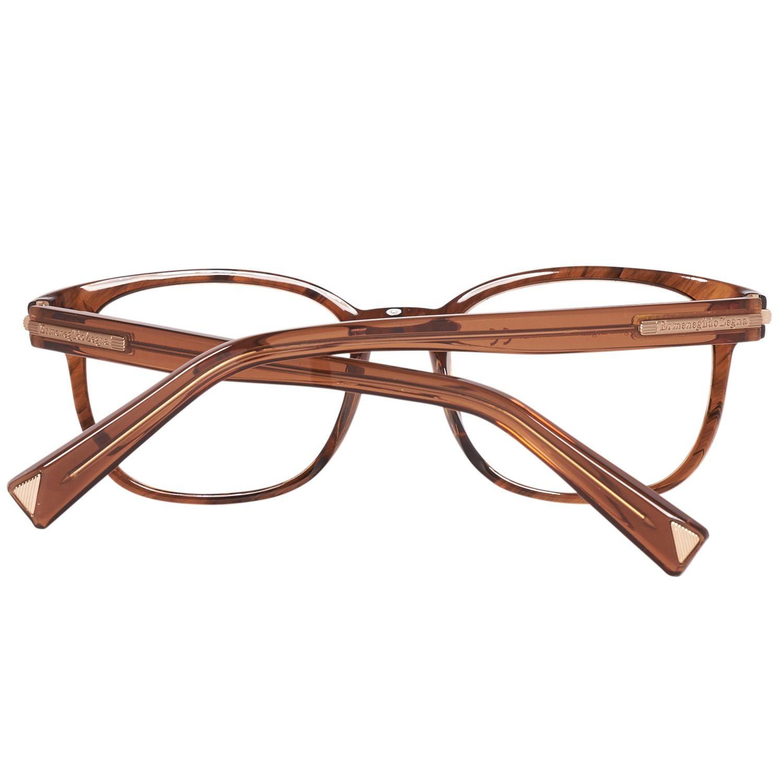 Ermenegildo Zegna Optical Frame EZ5032 050 51 Men Brown