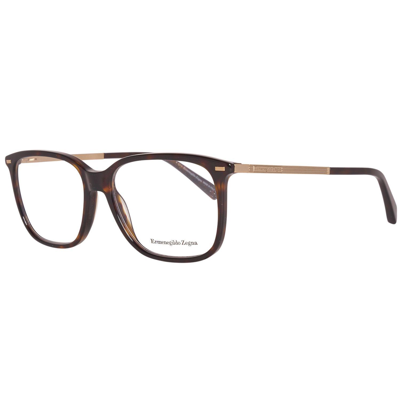 Ermenegildo Zegna Optical Frame EZ5020 052 55 Men Brown