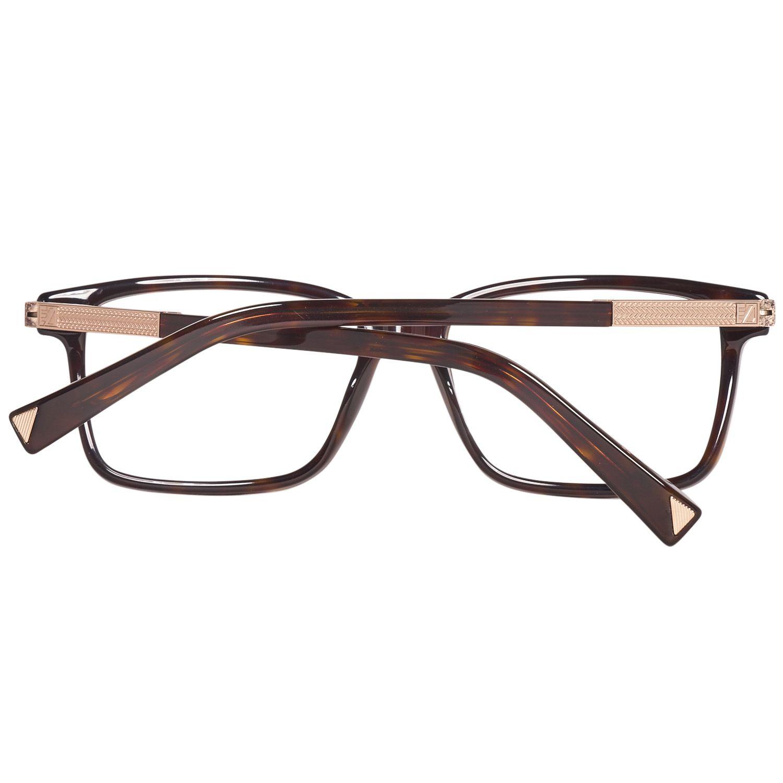 Ermenegildo Zegna Optical Frame EZ5009 052 55 Men Brown