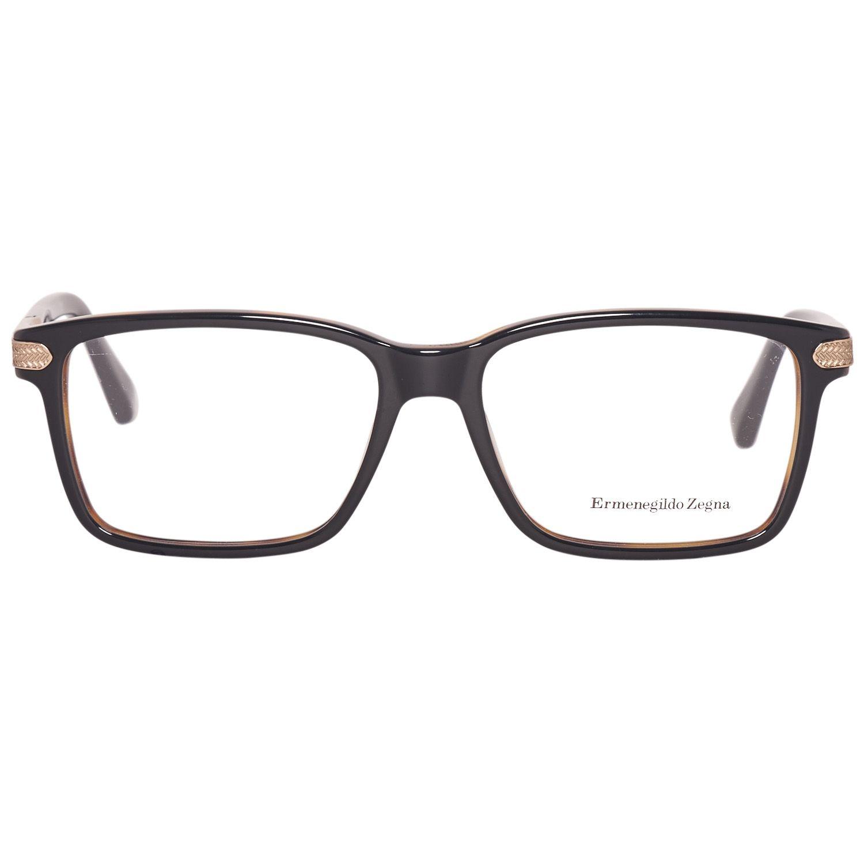 Ermenegildo Zegna Optical Frame EZ5009 005 55 Men Black