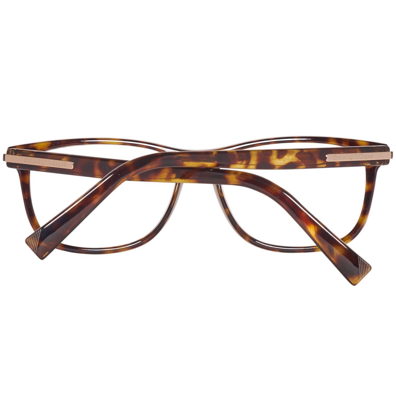 Ermenegildo Zegna Optical Frame EZ5005 052 55 Men Brown