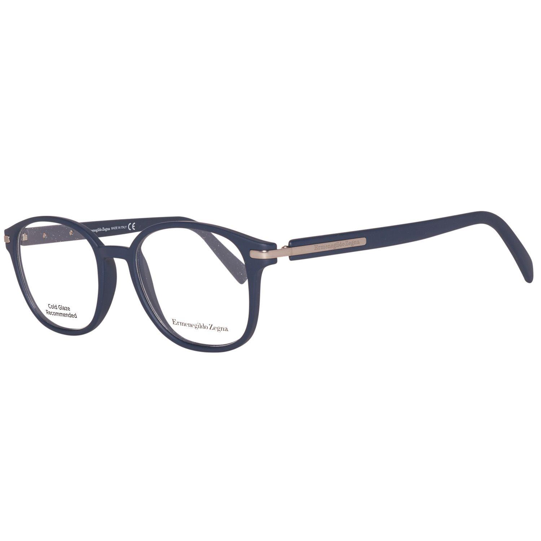 Ermenegildo Zegna Optical Frame EZ5004 090 49 Men Blue