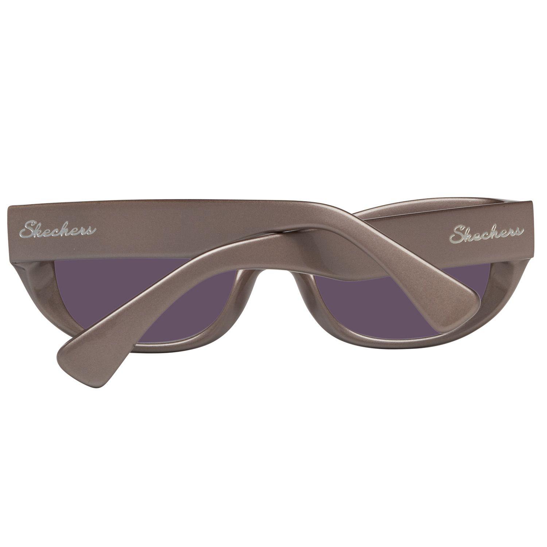 Skechers Sunglasses SE7024 R53 50 Women Grey