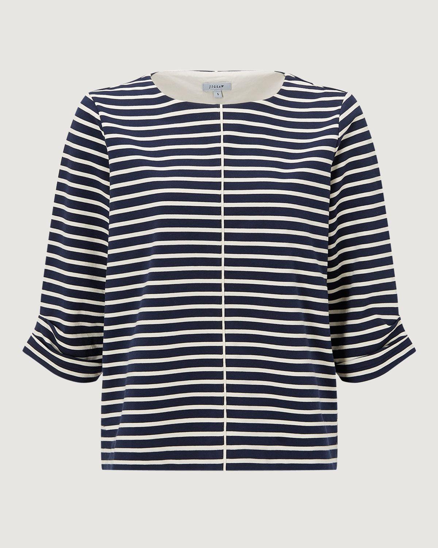 Breton Stripe Top