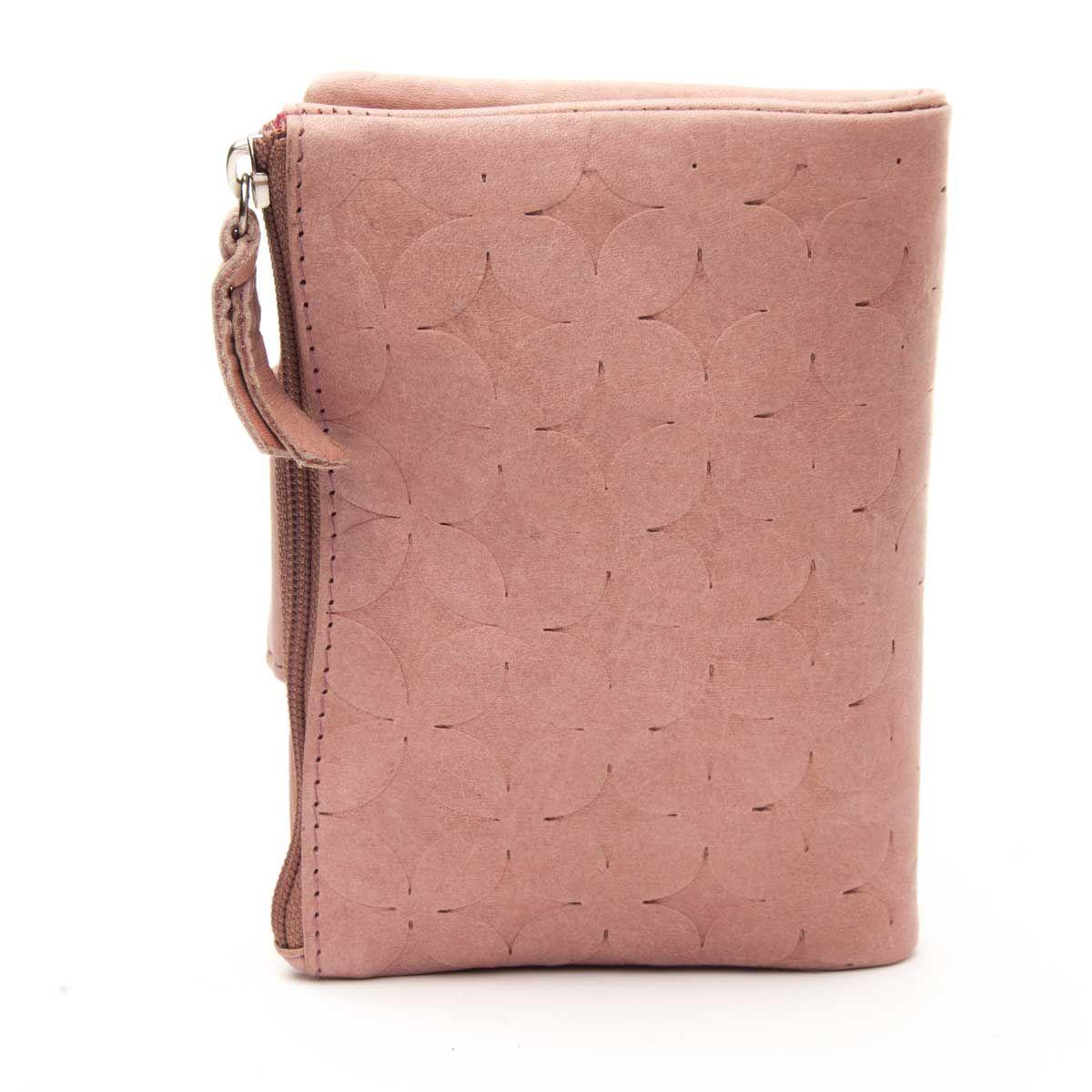 Montevita Leather Purse in Nude